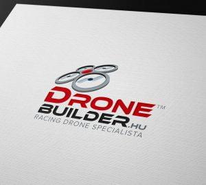 Drone Builder branding