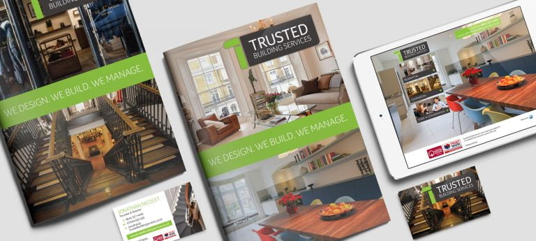 Trusted Building Services | Web Design by JLWD