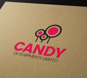 Candy Developments Branding Logo
