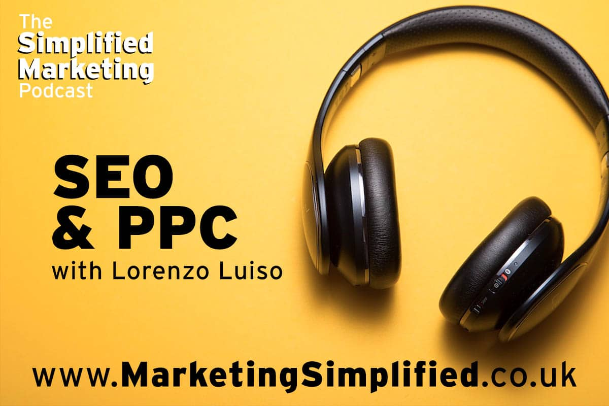 SEO and PPC with Lorenzo Luiso