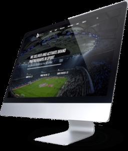 Connecting Brands Website Design