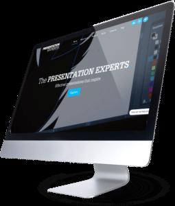 Presentation Experts Website Design
