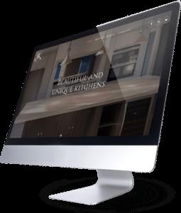 RK Carpentry Website Design