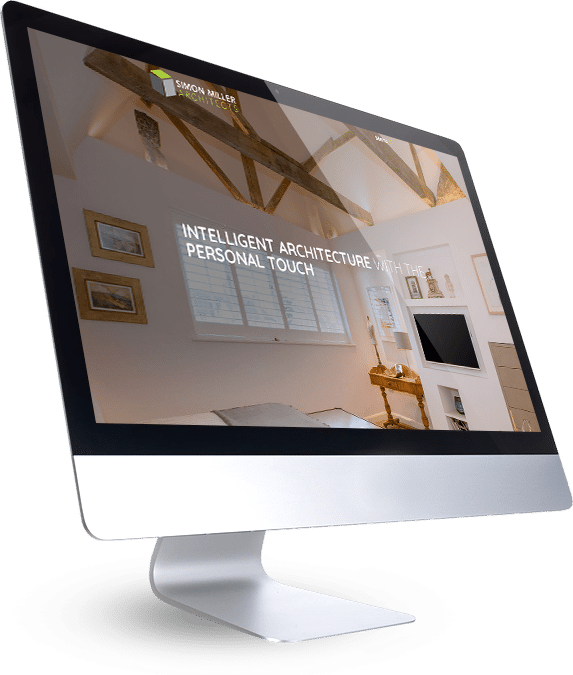 Simon Miller Architects Website