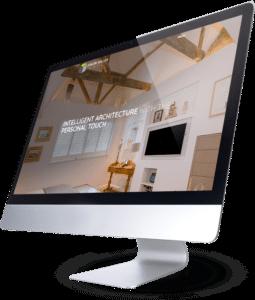 Simon Miller Architects Website Design