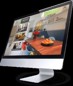 Trusted Building Services Website Design